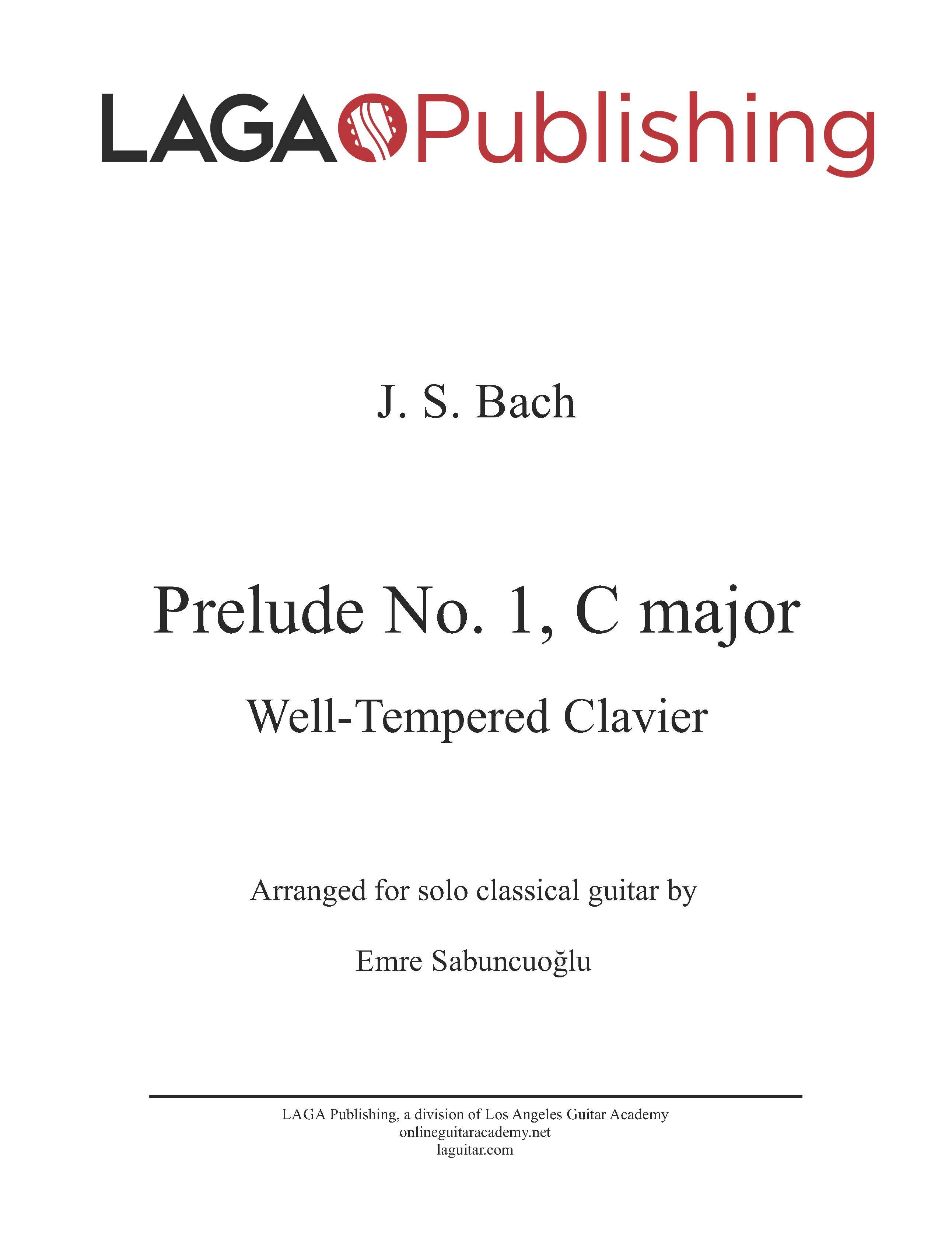 LAGA-Publishing-Bach-Prelude-WTC-1-Score-and-Tab
