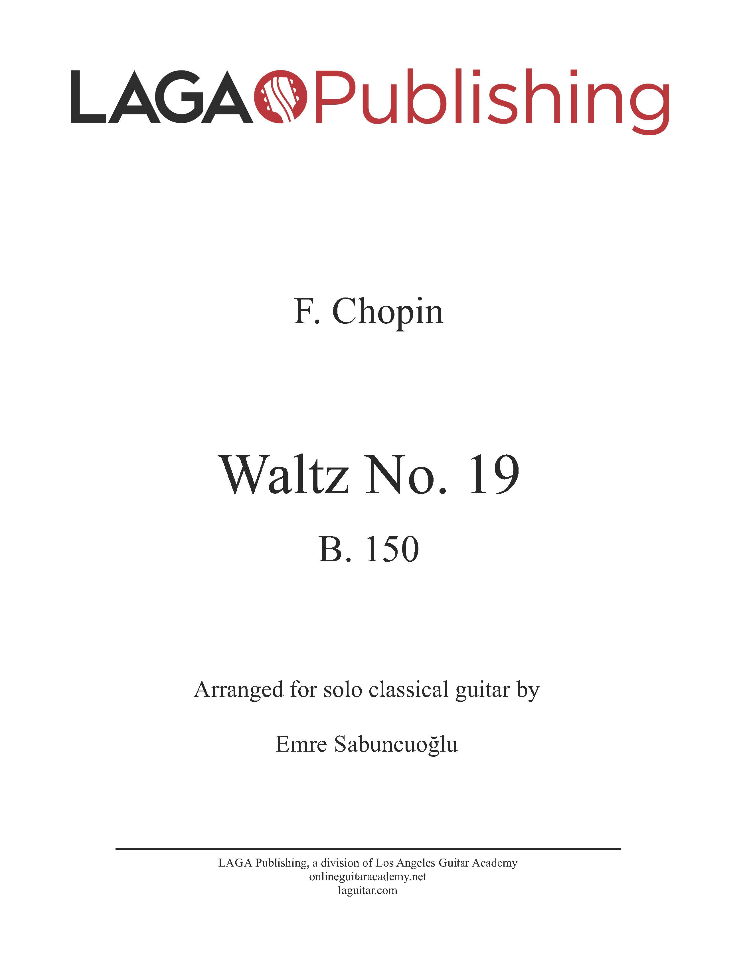 LAGA-Publishing-Chopin-Waltz-Op-19-Score-and-Tab