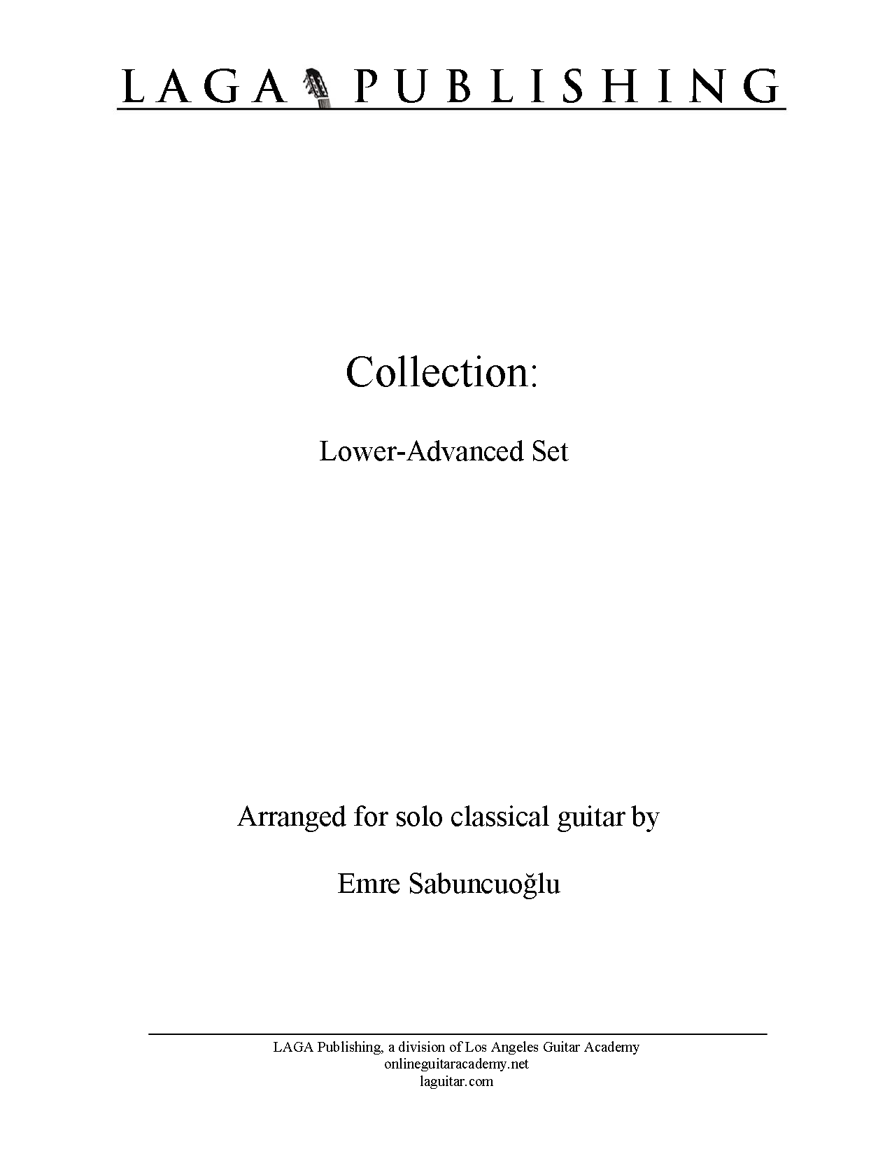 collection lower advanced