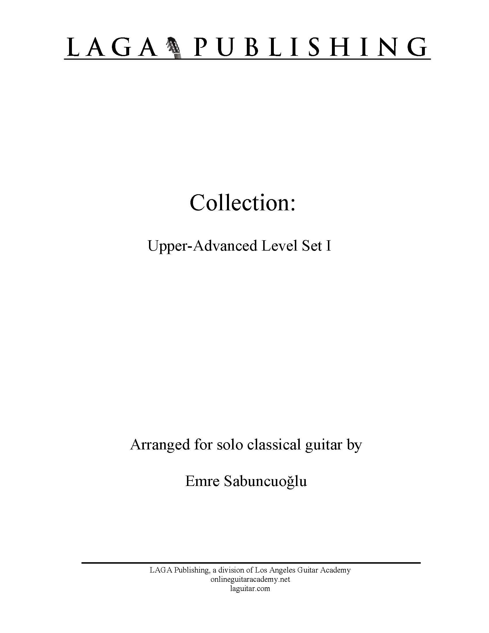 collection upper advanced I
