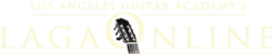 Los Angeles Guitar Academy Online