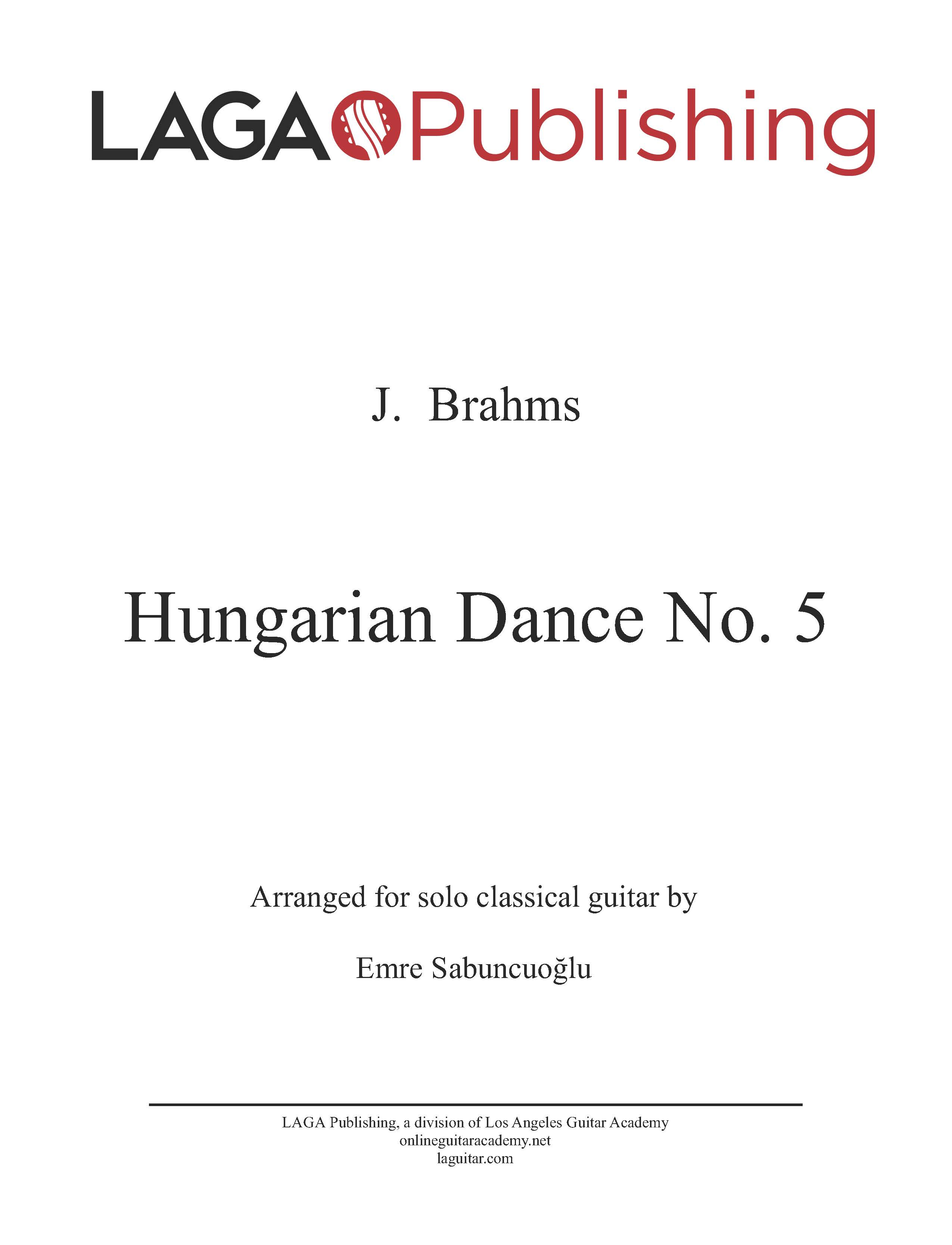 LAGA-Publishing-Brahms-Hungarian-Dance-5-Score-and-Tab