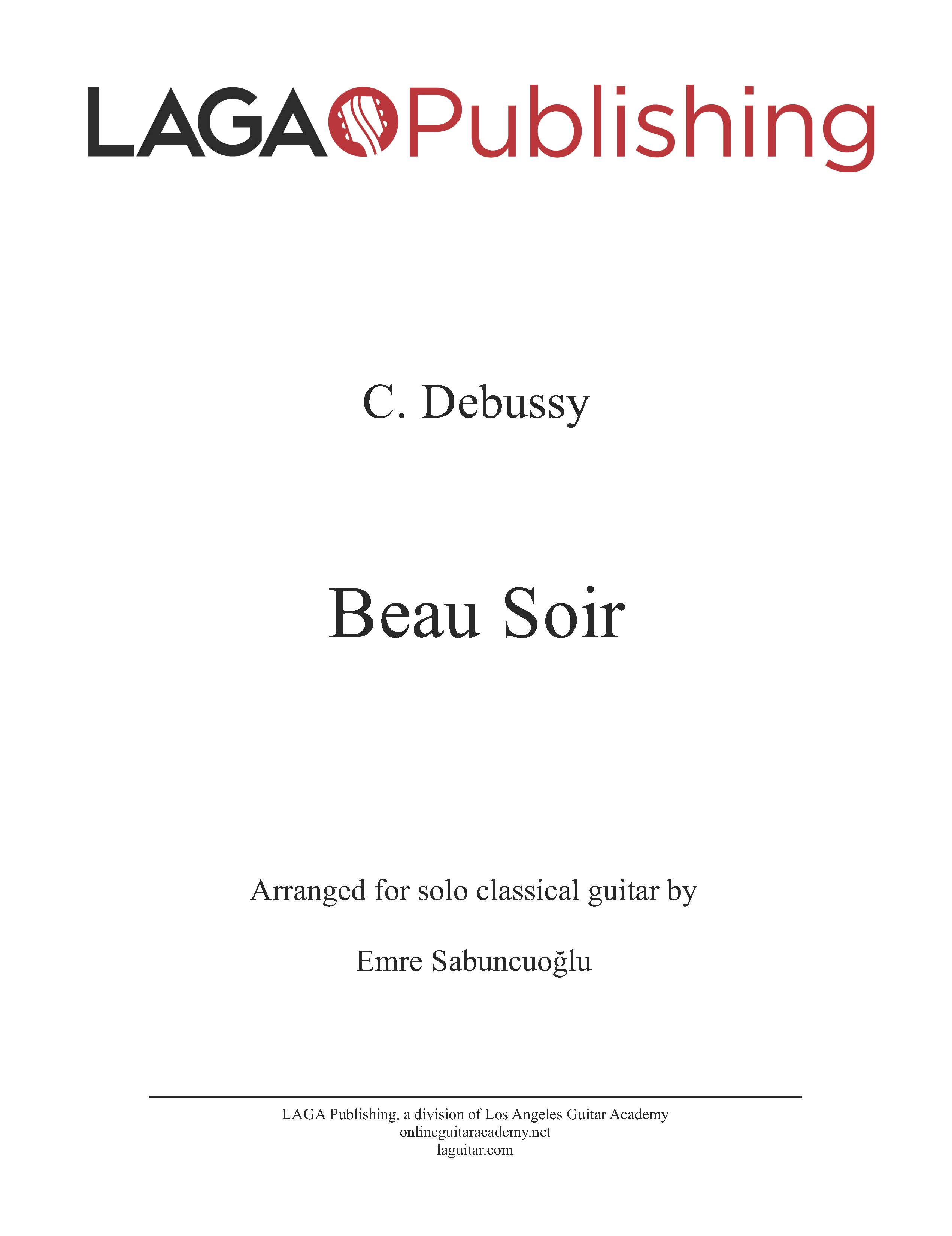 LAGA-Publishing-Debussy-Beau-Soir-Score-and-Tab