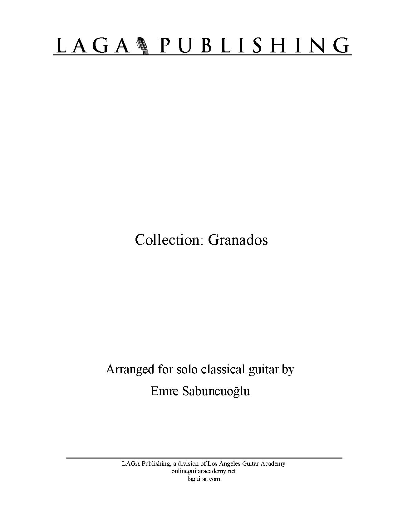 LAGA-Publishing-collection-Granados