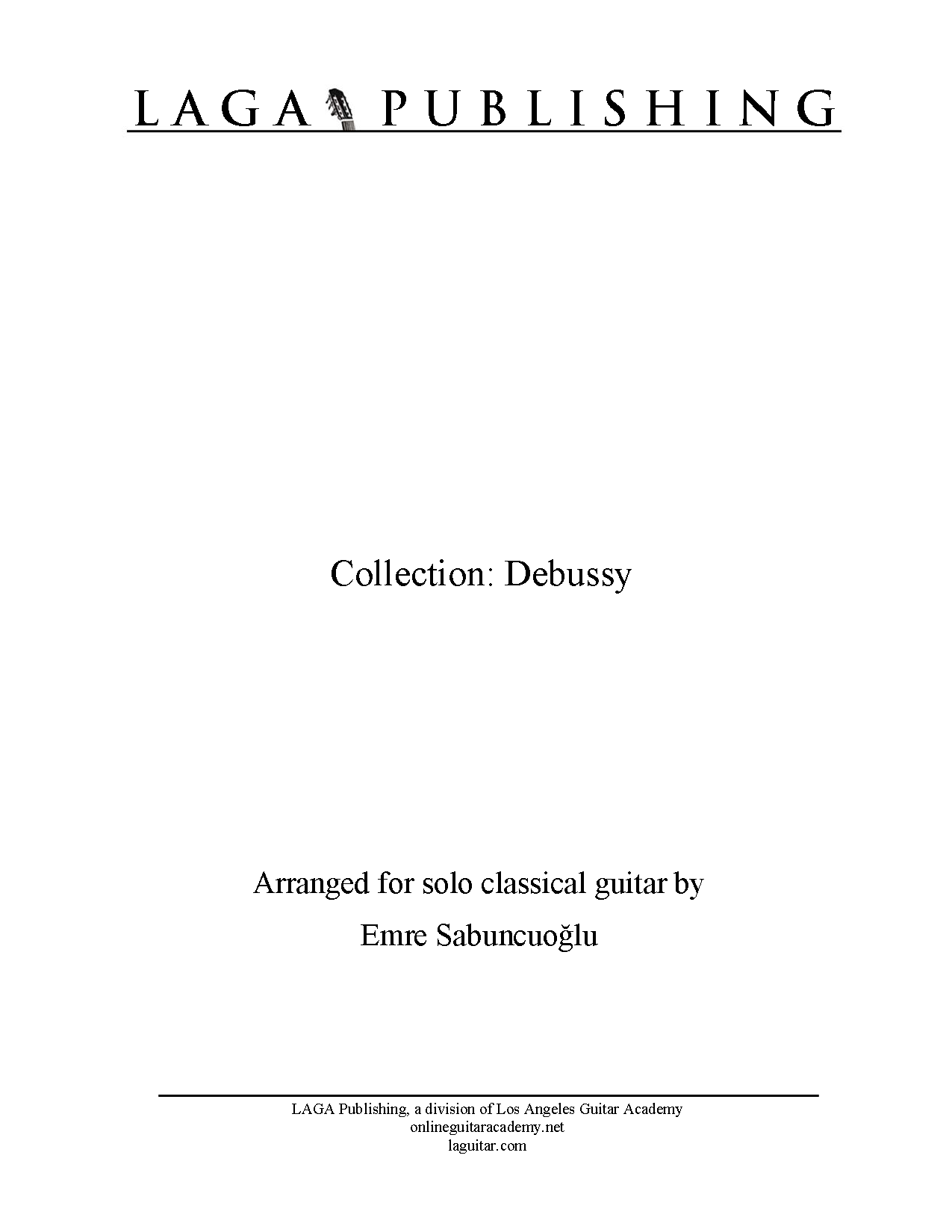 LAGA-Publishing-collection-debussy
