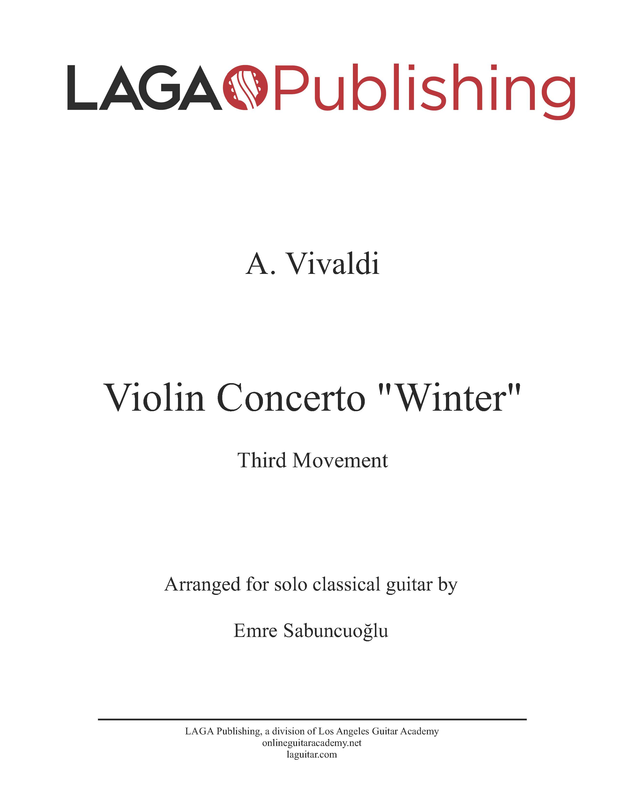 LAGA-Publishing-Vivaldi-4Seasons-Winter-III-Score-and-Tab