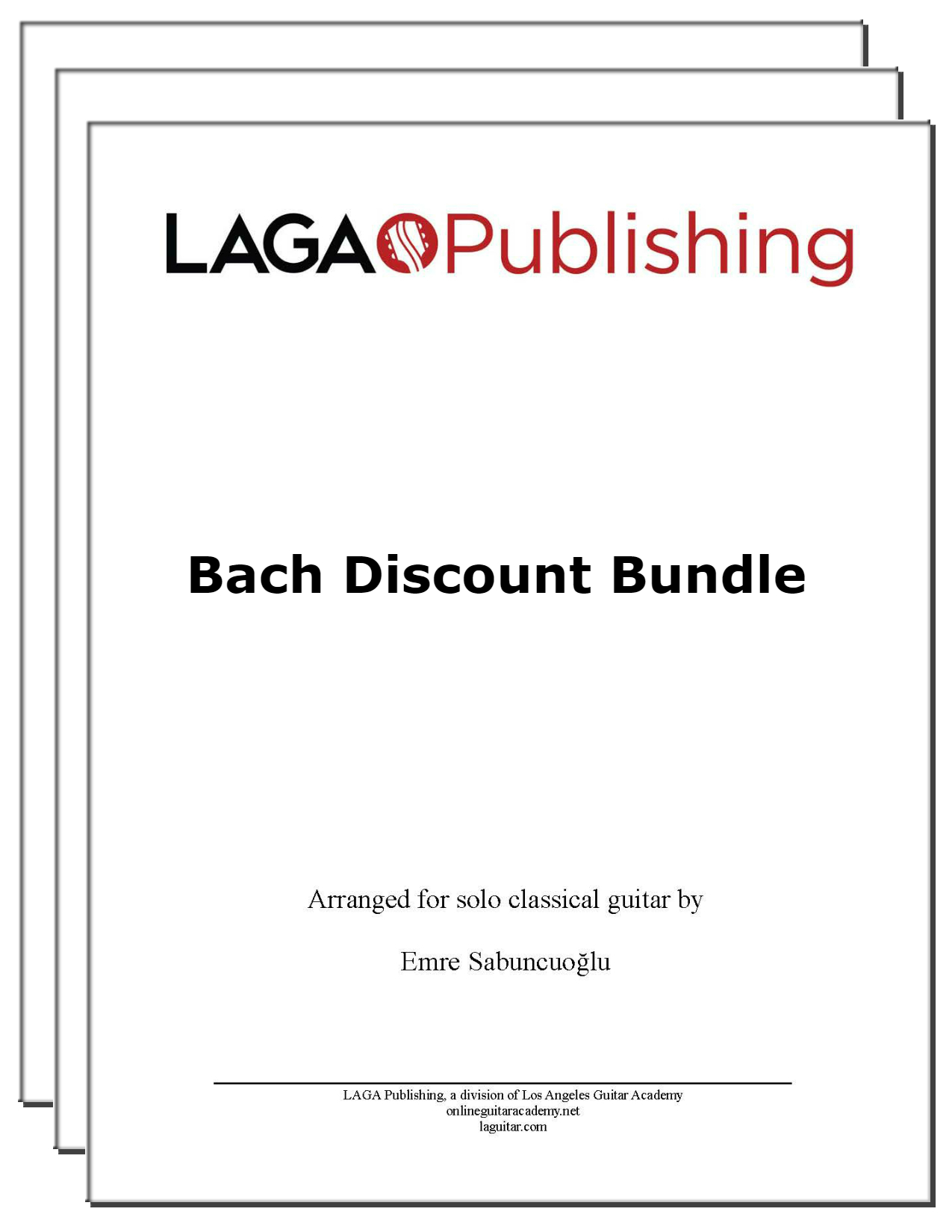 LAGA-Publishing-Bach-discount bundle