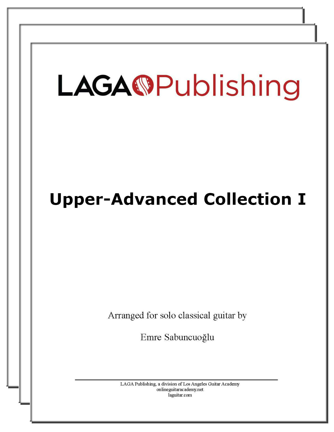 LAGA-Publishing-Upper-Advanced-Collection-I