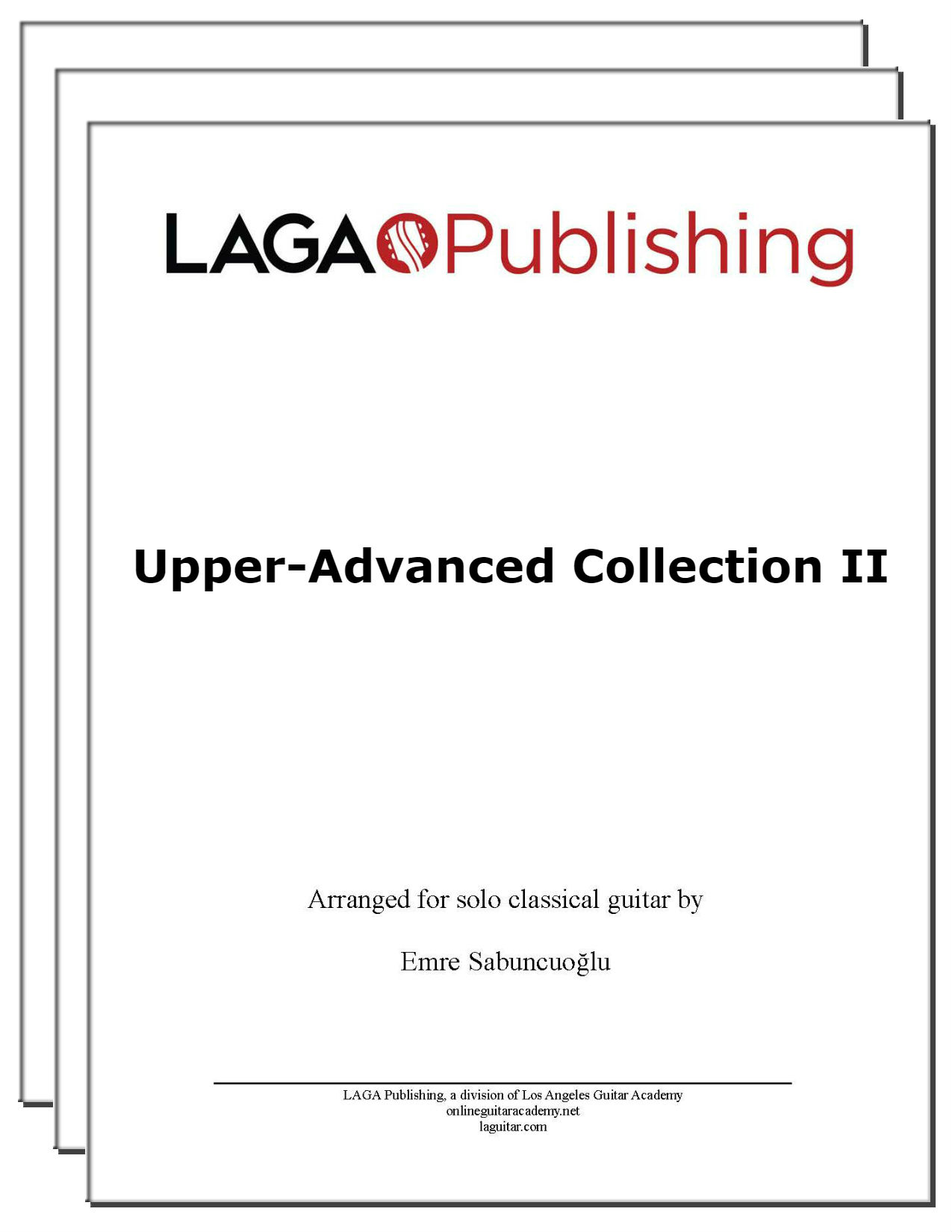 LAGA-Publishing-Upper-Advanced-Collection-II