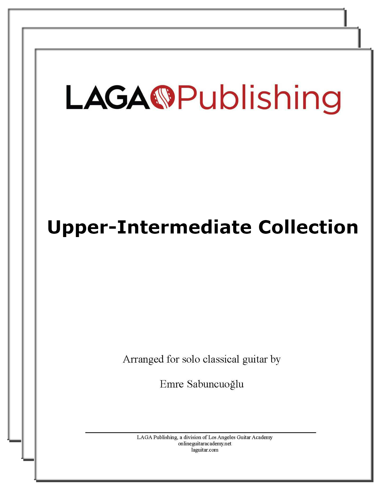 LAGA-Publishing-Upper-Intermediate Collection