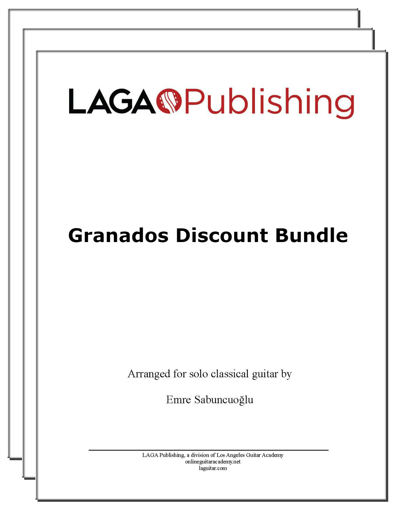 LAGA-Publishing-granados-discount-bundle