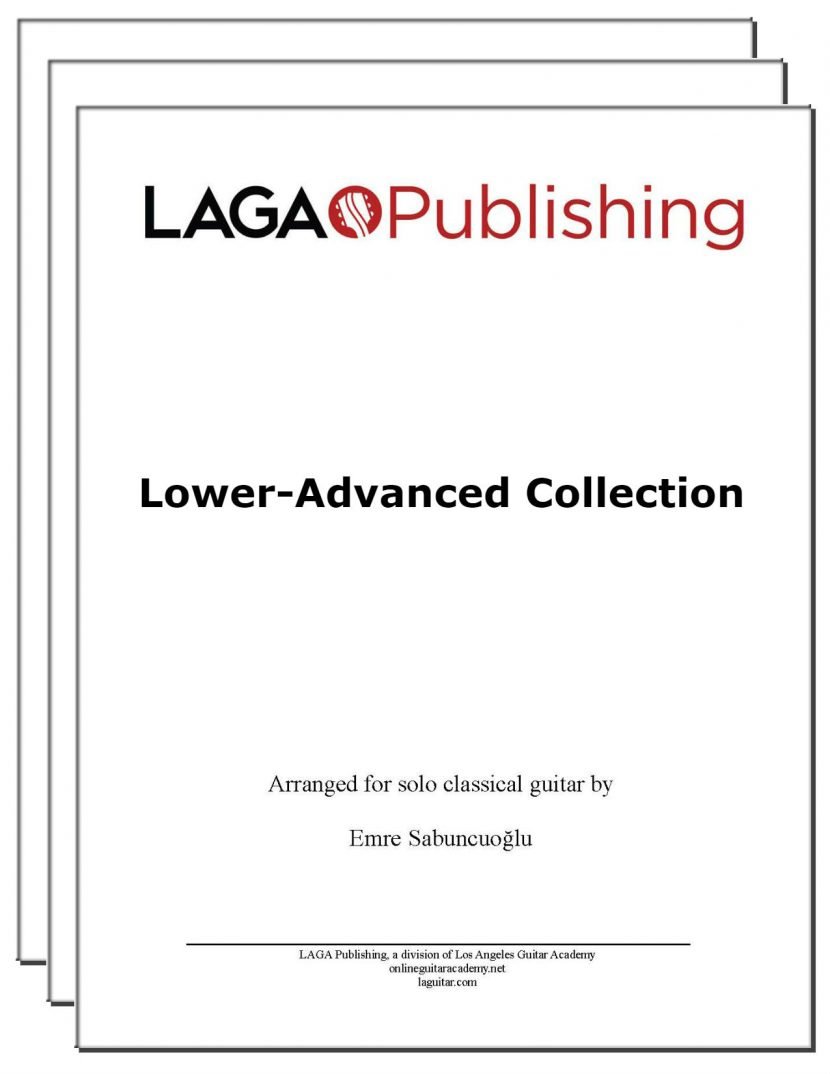 Lower-Advanced Collection
