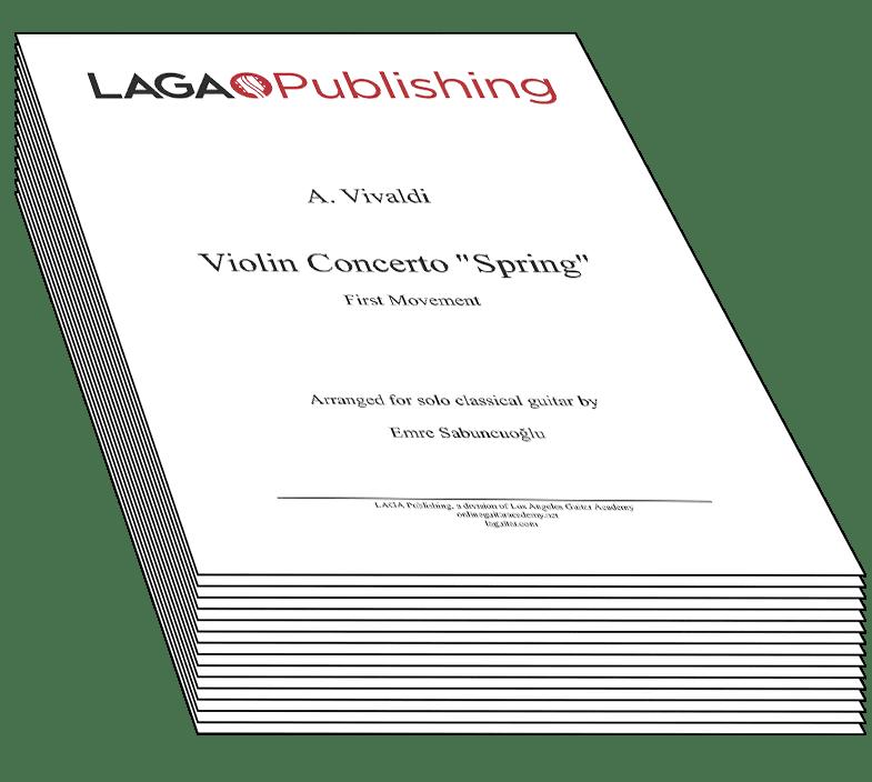 LAGA Publishing Premium Portfolio