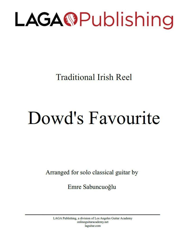 Dowd's Favourite - Traditional Irish Reel